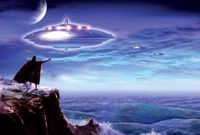 Os Nativos Americanos dizem que sua Origem é Extraterrestre