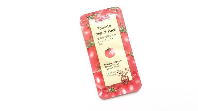 Purederm Tomato Yogurt Pack