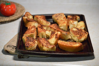 French Toast (Recipe & Ingredients)