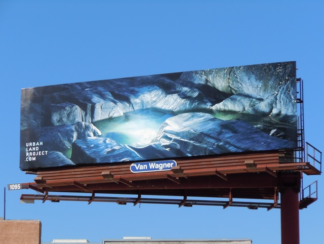 Urban Land Project LA billboard