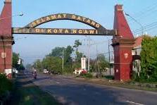 Sejarah Asal Usul Berdirinya Kabupaten Ngawi Jawa Timur