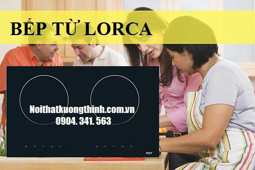 người tiêu dùng đánh giá tốt về bếp từ Lorca