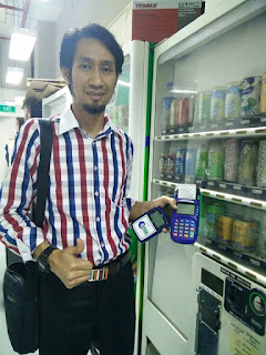 vending machine cashless system