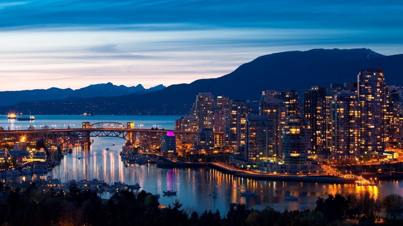 best places to visit in canada cities