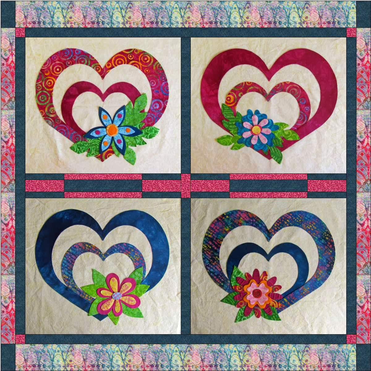 Peck's Pieces: Free Patterns