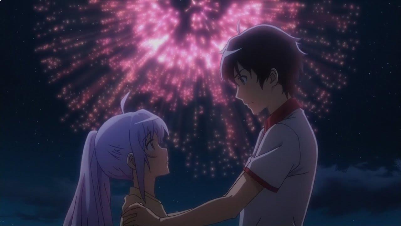 Love Confession Scene Atau Adegan Pernyataan Cinta