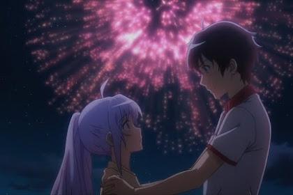 17 Scene Anime pernyataan cinta terbaik dan Romantis!! Dijamin Bikin Baper