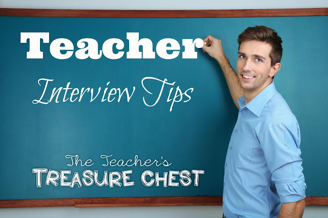 job interview tips for educators