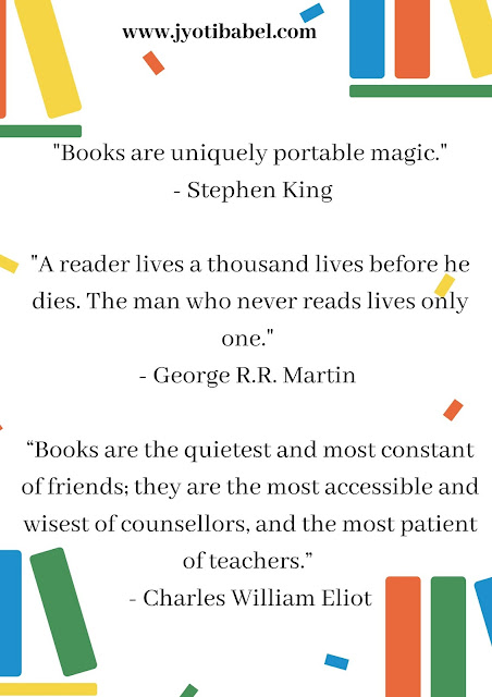 quotes on reading - books are uniquely portable magic - stephen king