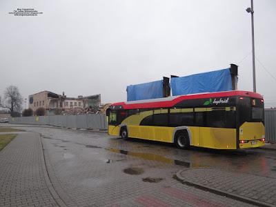 Solaris Urbino 12 Hybrid, MZK Oświęcim