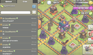 Clash Of Clans Mod / Hack Apk v7.200.19 (0.4) Flamewall server Terbaru