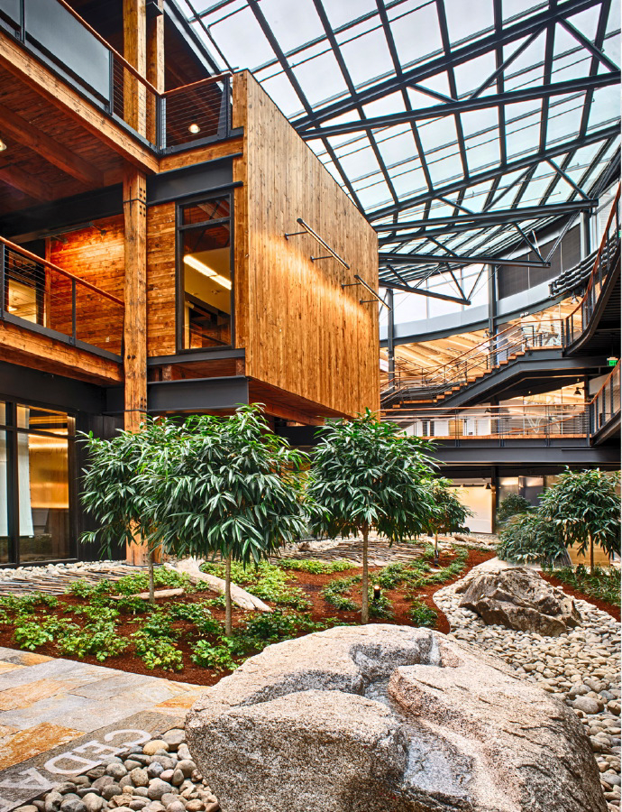 Architectureweek People And Places Zgf In Seattle Washington