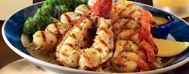 Restaurante Red Lobster em Miami