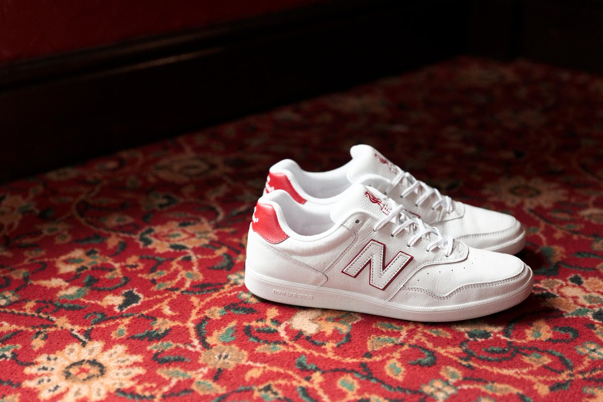 New Balance chaussures liverpool 125