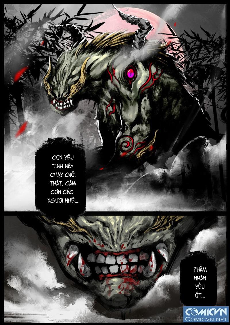 Tây Du Ký ngoại truyện chap 52 - Trang 15