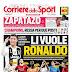 Jornal lista reforços da Juventus aprovados por Cristiano Ronaldo: Varane, Isco, João Félix...