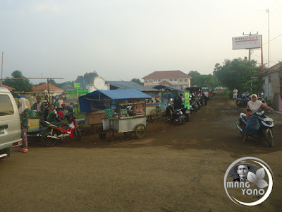 Pertigaan Lapang Desa Bendungan / Kecamatan Pagaden Barat