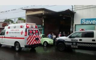 Balacera en la Colonia Paraíso en Córdoba Veracruz