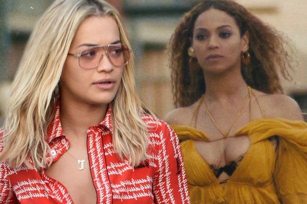 Rita Ora says she respects Beyonce and denies she had an affair with Jay Z as rumoured in lemonade song.