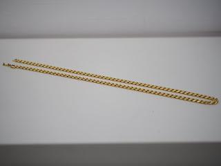 K18 18金製ネックレスをお買い取り致しました