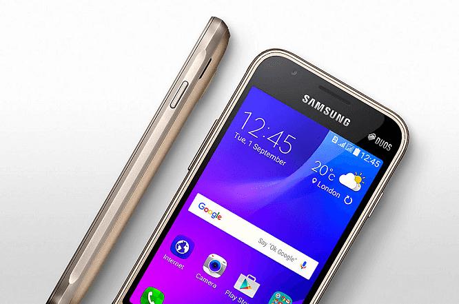 Combination Boot File Samsung Galaxy SM-J105F