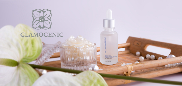 Glamogenic Hyaluronic Booster Serum