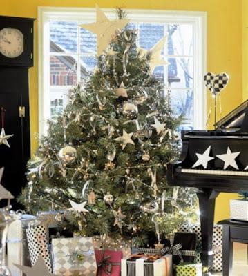 Dekorasi Pohon Natal Termewah dan Terbaru