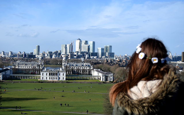 The Best Free Views of London Greenwich Royal Observatory