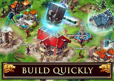 Game of War Fire Age MOD Apk HACK
