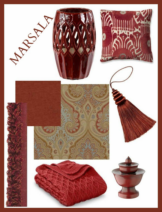 Marsala for the Home