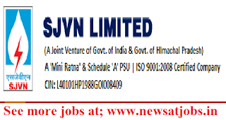 SJVN-Limited-Recruitment