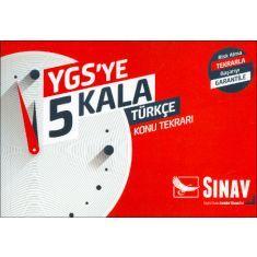 Sınav Dergisi YGSye 5 Kala Türkçe Konu Tekrarı