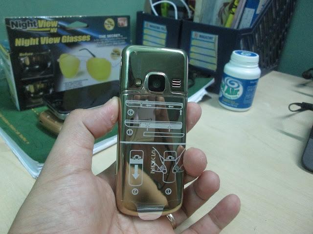 Điện thoại Nokia 6700 Classic Gold Edition tại Tp HCM 76