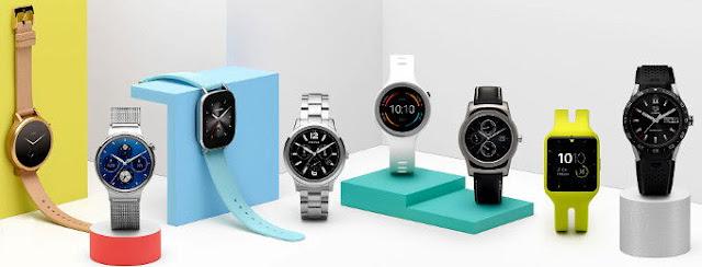 Ini Daftar Jam tangan pintar yang Kebagian Update Android Wear 2.0