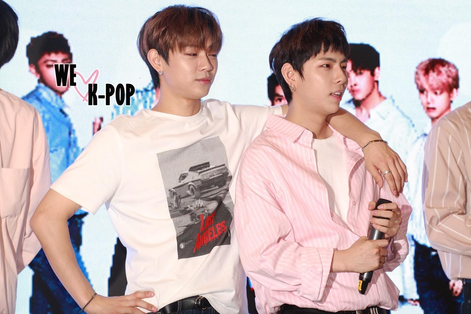 We Love Kpop!: January 2018