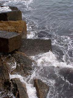 Rompiendo olas, San Sebastián