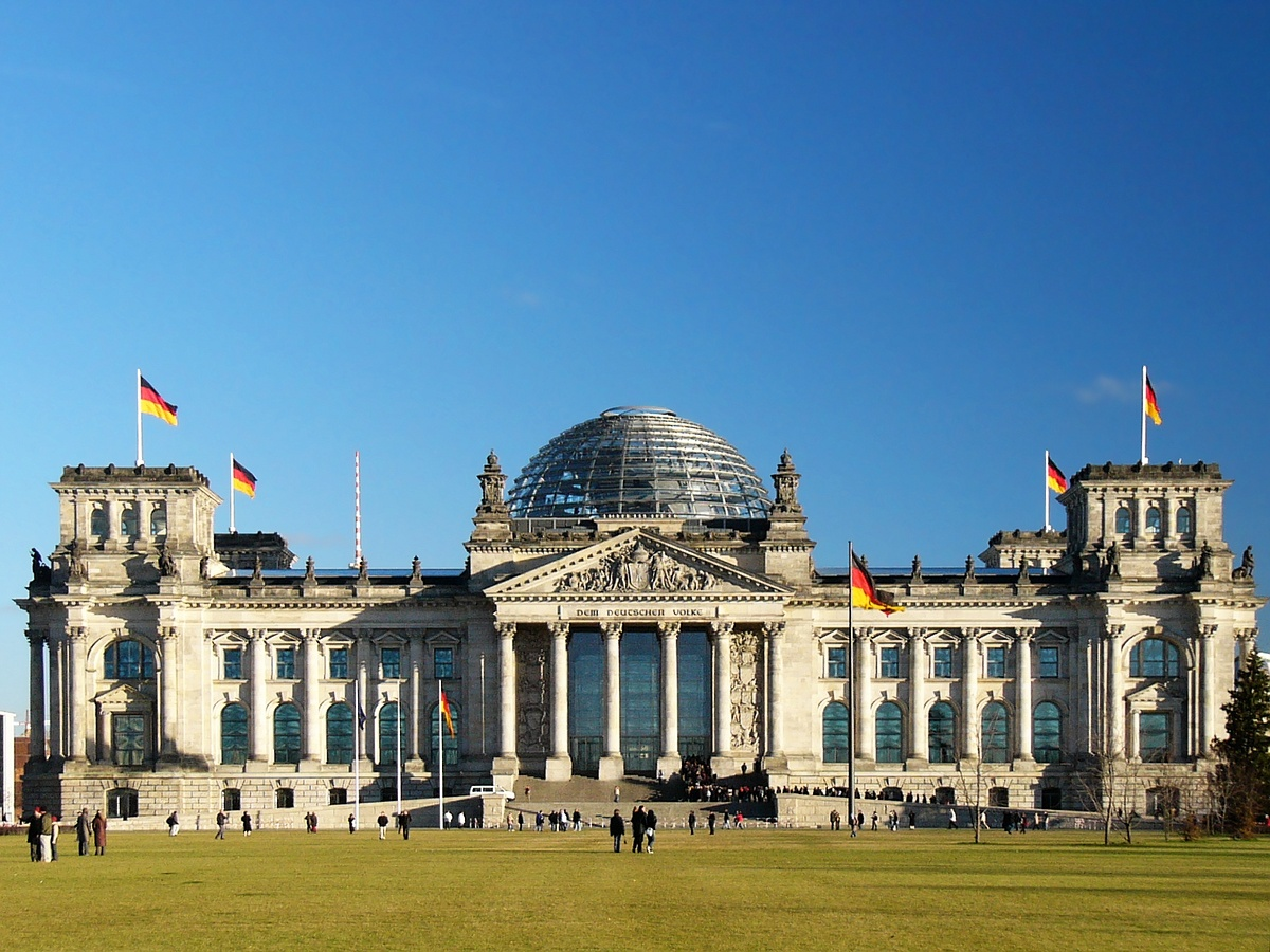 berlin for you: > Reichstag