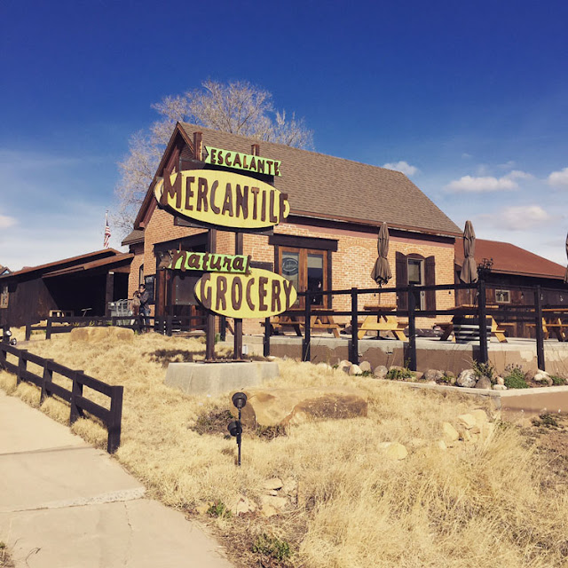 Best Place in Escalante, Utah to grab a sandwich, Escalante Merc