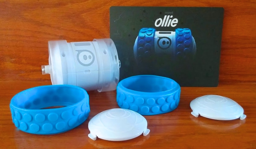 Meet Ollie by Sphero - assembly