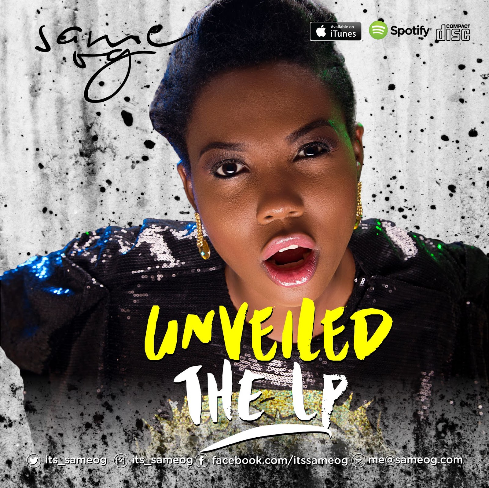 MUSIC: Same OG - ''Unveiled the LP'' || @its_sameog