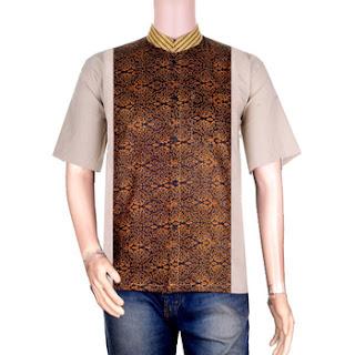 gambar baju koko batik pria