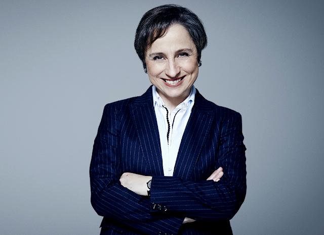 Carmen Aristegui regresaría a la radio