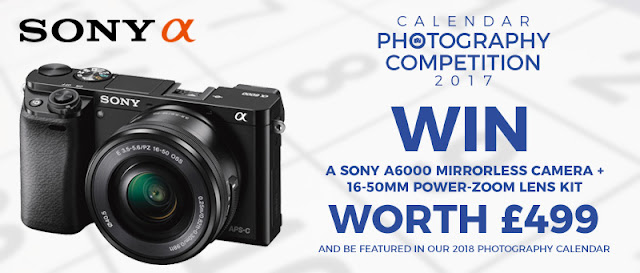 Win Sony A6000 in the August Calendar Photography Competiton