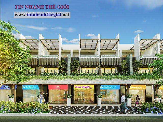 Ngo Quyen Shopping Street tâm điểm đầu tư mới ở Đà Nẵng