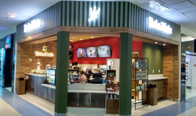 55485a677f5 Conhecida como uma das maiores cafeterias no formato de franchising