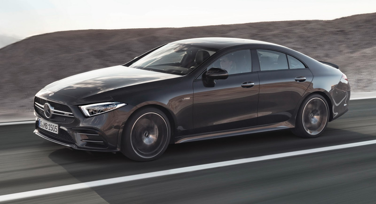Mercedes reveals sleek hybrid AMG 53 models