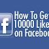 Buy 10000 Facebook Likes [Guaranteed]