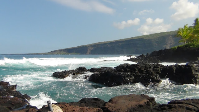Kahauloa Bay, Big Island of Hawaii 2012