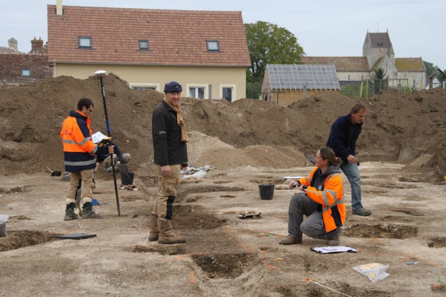 Iron Age children's necropolis discovered in northwestern France