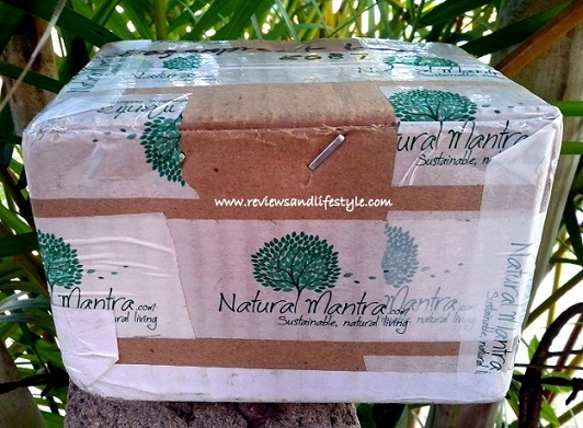 Natural Mantra Organic Online Shopping Review India